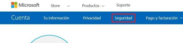 Eliminar cuenta Microsoft