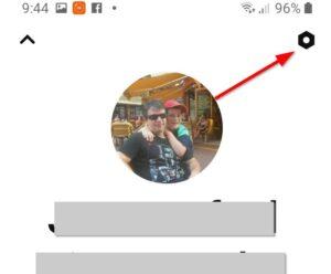 Pinterest configuración